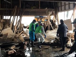 10月27日(日)台風19号被災地支援ボランティア活動報告