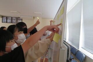 宮内小学校6学年福祉教育「福祉について知ろう!!」