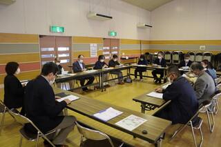 南陽市社会福祉協議会中川支部 役員会が開催されました