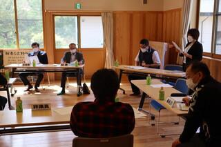 南陽市社会福祉協議会吉野支部 評議員会が開催されました