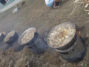 令和最初の芋煮会