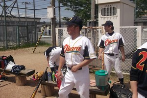 さくら町病院野球部と対戦しました~!