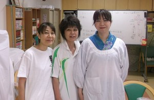 台風5号で、「納涼盆踊り」改め「納涼宵祭り」の、ご報告