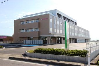 「南さがえ病院」の工事完成!7月1日に開業します!