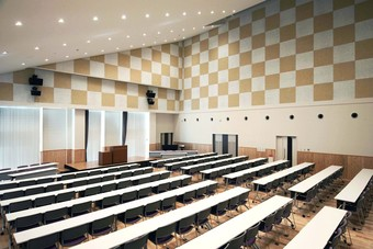 大江町中央公民館が竣工しました!