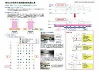 寒河江市役所庁舎耐震改修免震工事