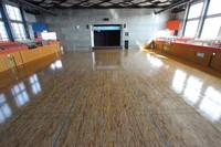寒河江市市民体育館アリーナ改修工事