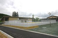 西川町立西川小学校プール建設
