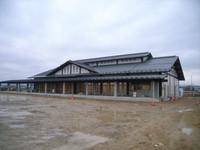 JAさがえ西村山クア・パーク産直施設新築