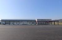 JAさがえ西村山 広域農機センター新築工事