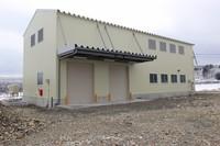 農事組合法人 天穂の里ミニライスセンター新築工事